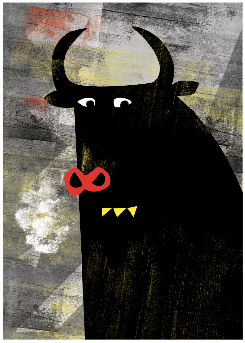Bull by mimi butler